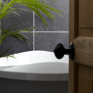 cloakroom bathroom design and installation.